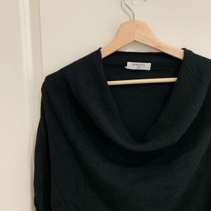Aritzia Babaton  cowl-neck sweater